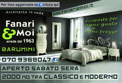 fanari & moi - arreda dal 1963 - Negozi Arredamento Zona Cagliari