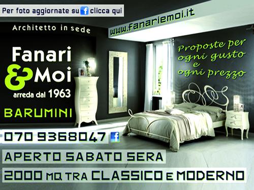 Fanari & Moi - Arreda dal 1963